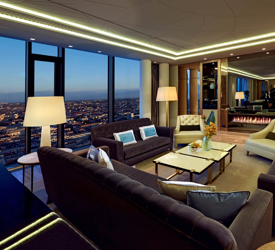 The Presidential Suite At The Waldorf Astoria Berlin