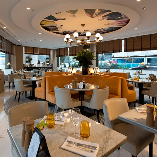 Roca Restaurant im Waldorf Astoria Berlin