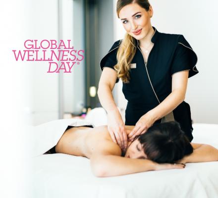 Berlin Chic Massage zum World Wellness Day